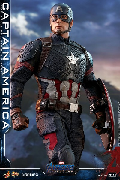 Preorder Hot Toys Marvel Avengers Endgame Captain America Figure